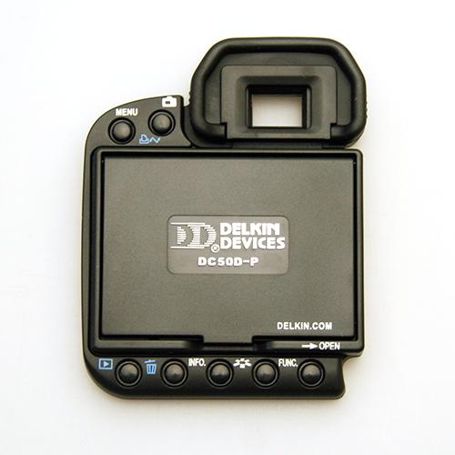 EOS 50D PROシェード 正面