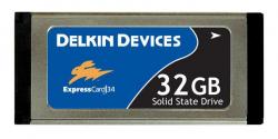 DELKIN SSD 32GB 早速試してみました