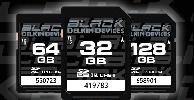 リテール専用 BLACK SDカード