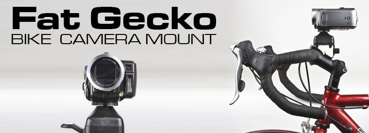 FAT GECKO 自転車用カメラマウント