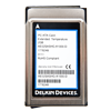 Delkin 工業用PC card ATA メモリーカード