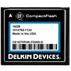 Delkin 工業用CF メモリーカード