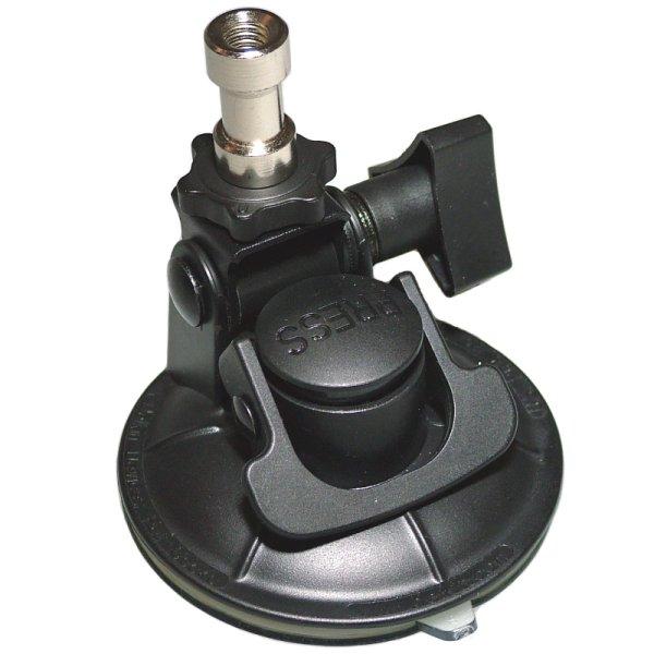 画像1: FatGecko ライトマウント  吸盤式照明用マウント [DDFG-SLTH-B]