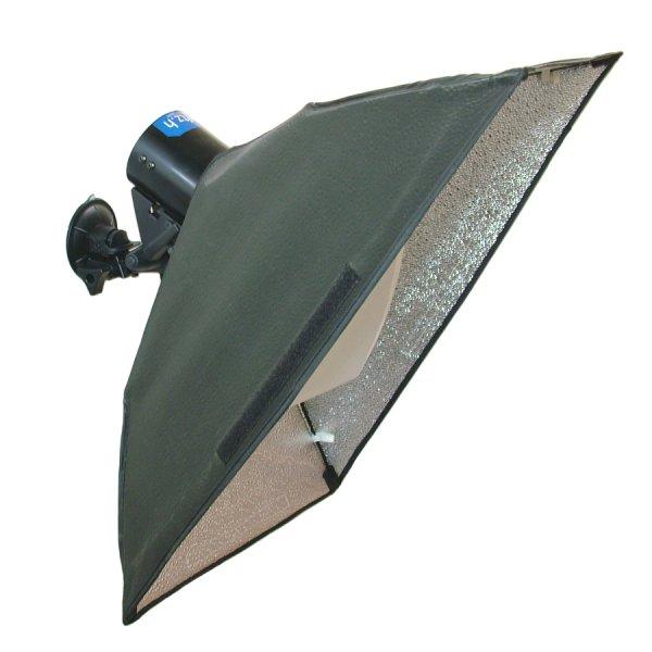 画像5: FatGecko ライトマウント  吸盤式照明用マウント [DDFG-SLTH-B]