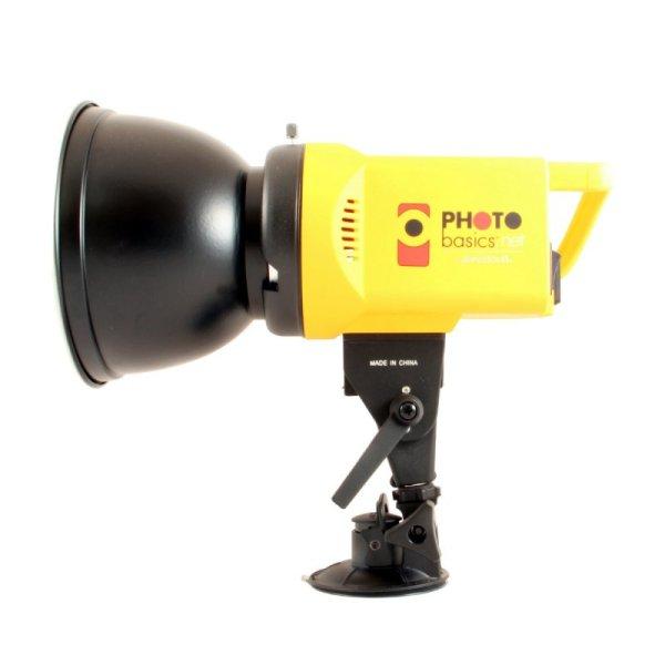 画像2: FatGecko ライトマウント  吸盤式照明用マウント [DDFG-SLTH-B]