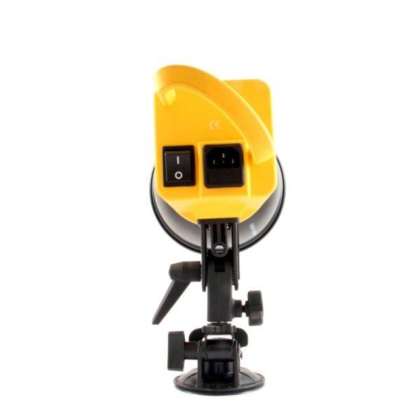 画像3: FatGecko ライトマウント  吸盤式照明用マウント [DDFG-SLTH-B]