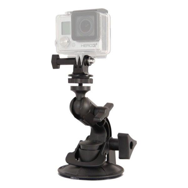 画像2: FatGecko Mini  吸盤式カメラマウントGoProアダプタ付 [DDFG-MINI-GP]