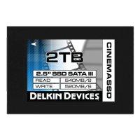 """2TB CINEMA SATA III 2.5"""" SOLID-STATE DRIVE (SSD)"""