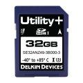 32GB Utility+ SD MLC -40/85℃