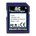 16GB SD Industrial Ext Temp RoHS