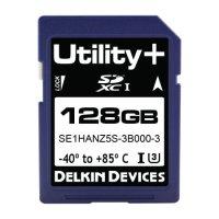 128GB Utility+ SD MLC -40/85℃