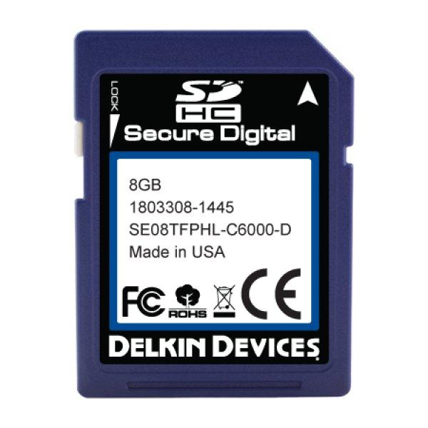 画像1: 8GB SD Industrial Ext Temp RoHS