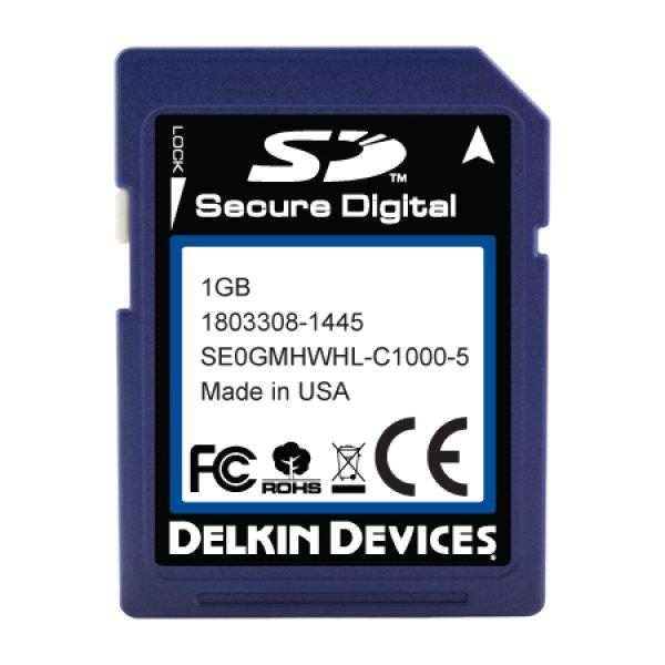 画像1: 1GB ELC SD Industrial Ext Temp RoHS