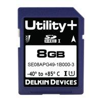 8GB Utility+ SD MLC -40/85℃
