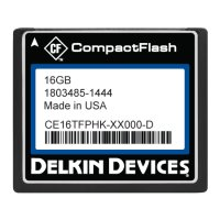 16GB CF (SLC) Industrial Ext Temp DMA-ON Removable Drive