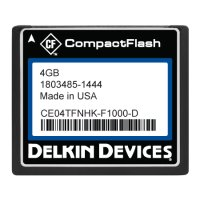 4GB CF (SLC) Industrial Ext Temp DMA-OFF Fixed Drive