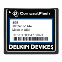 8GB CF SLC, Industrial Temp, Fixed Drive, DMA-OFF