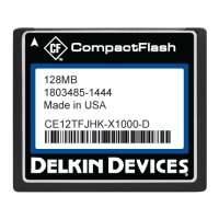 128MB CF (SLC) Industrial Ext Temp DMA-OFF Removable Drive