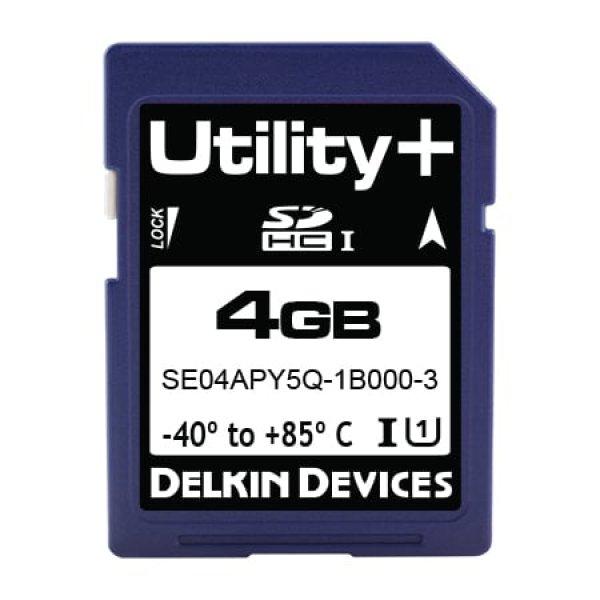 画像1: 4GB Utility+ SD MLC -40/85℃