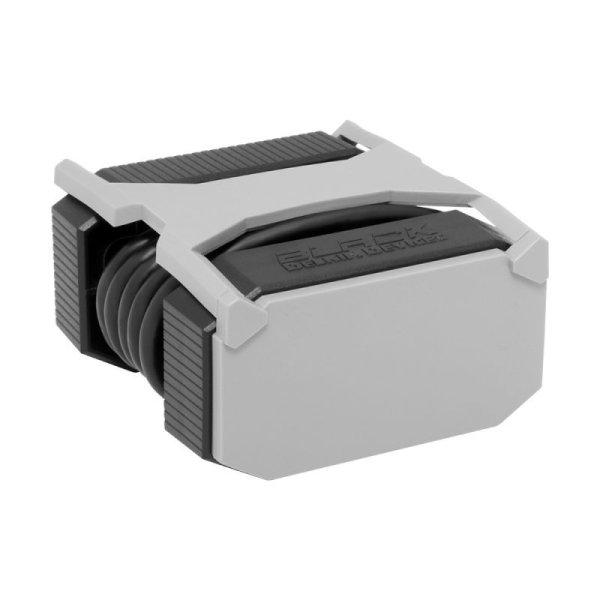 画像2: UDMA7 CF UHS-II SD/microSD対応 USB3.0 3スロットBlackカードリーダ  [DDREADER50]
