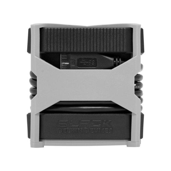 画像3: UDMA7 CF UHS-II SD/microSD対応 USB3.0 3スロットBlackカードリーダ  [DDREADER50]