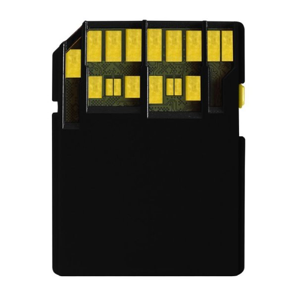 画像2: 32GB BLACK SD UHS-II(U3/V90)メモリーカード