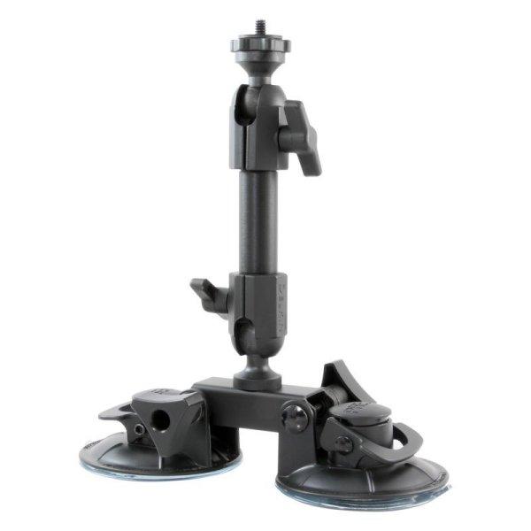 画像1: Fat Gecko 2点支持マウント 吸盤式カメラマウント[DDFG-SCTN]