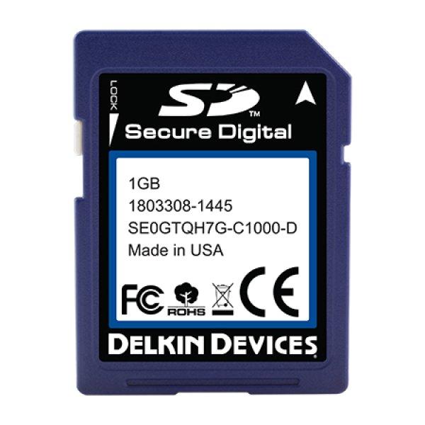 画像1: 2GB SD D330 Series SLC Ind Temp -40~+ 85°C