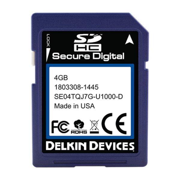 画像1: 4GB SD D300 Series SLC Ind Temp -40~+ 85°C