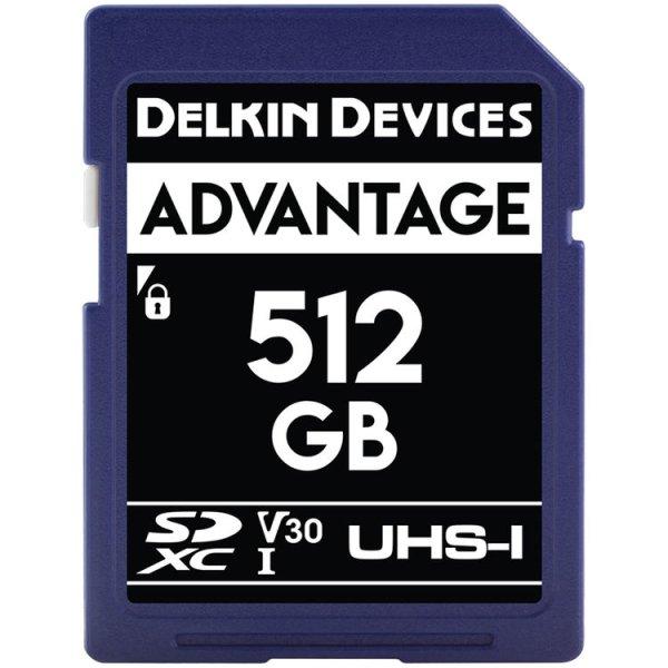 画像1: 512GB SDXC 633X UHS-I (U3/V30) SDカード