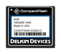 4GB CF (SLC) Industrial Ext Temp DMA-OFF Removable RoHS