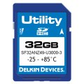 32GB Utility SD MLC -25/85℃