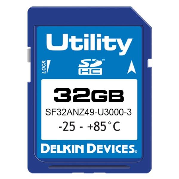 画像1: 32GB Utility SD MLC -25/85℃