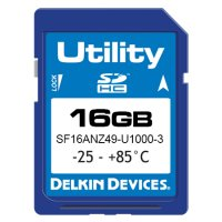 16GB Utility SD MLC -25/85℃