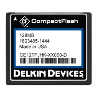 128MB CF (SLC) Industrial Ext Temp DMA-ON Removable Drive