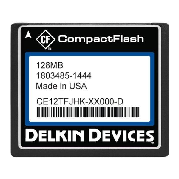 画像1: 128MB CF (SLC) Industrial Ext Temp DMA-ON Removable Drive