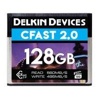 128GB CFast 2.0 シネマメモリーカード VPG-130対応