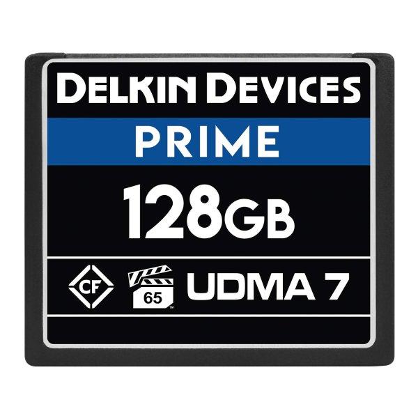 画像1: 128GB CF UDMA7 VPG-65 シネマメモリーカード [DDCFB1050128]