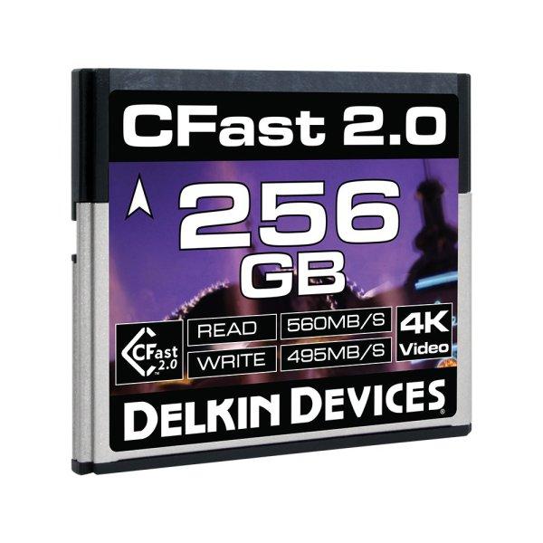画像2: 256GB CFast 2.0 シネマメモリーカード