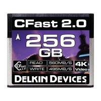 256GB CFast 2.0 シネマメモリーカード