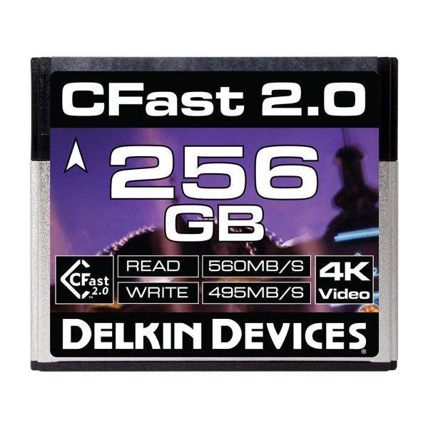 画像1: 256GB CFast 2.0 シネマメモリーカード
