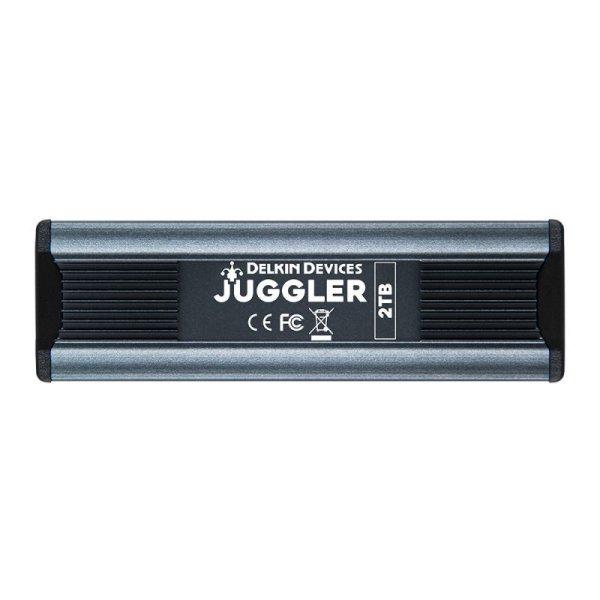 画像2: Delkin 2TB Juggler USB 3.2 Type-C Cinema SSD