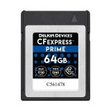 64GB CFexpress PRIME メモリーカード