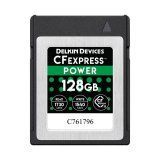 128GB CFexpress POWER メモリーカード