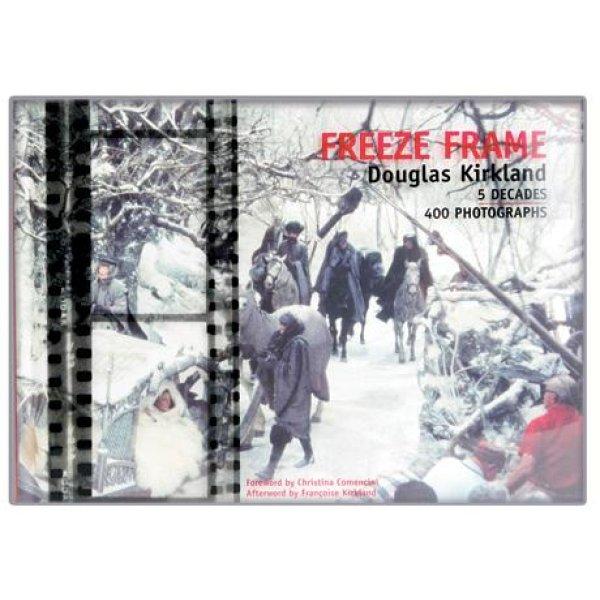 画像1:   Douglas Kirkland 写真集 FREEZE FRAME