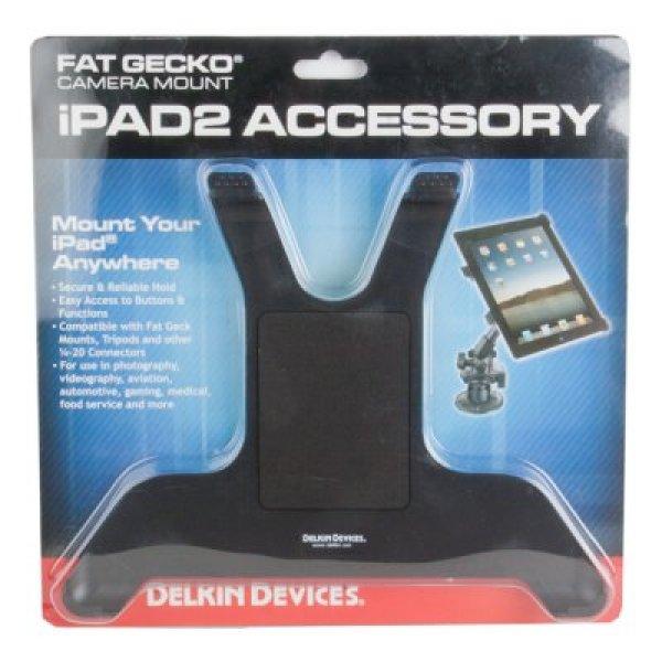 画像2: FatGecko iPad2/iPad3/iPad4 ホルダーマウント [DDMOUNT-AC-IPAD2]
