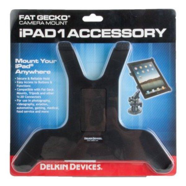 画像2: FatGecko iPad 1 ホルダーマウント [DDMOUNT-AC-IPAD1]
