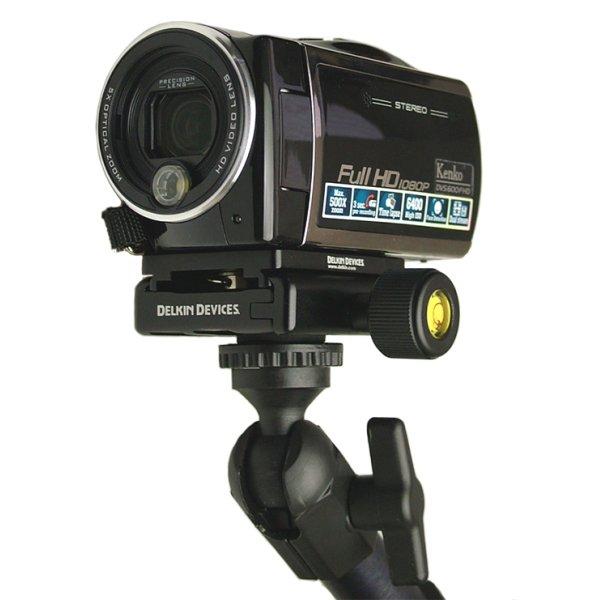 画像2: FatGecko 吸盤式カメラマウント + クイックリリースキット お買い得セット [DDFG-SCTN-QKRLS]