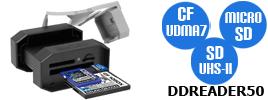 usb3.0 cf/sd/microsd カードリーダー