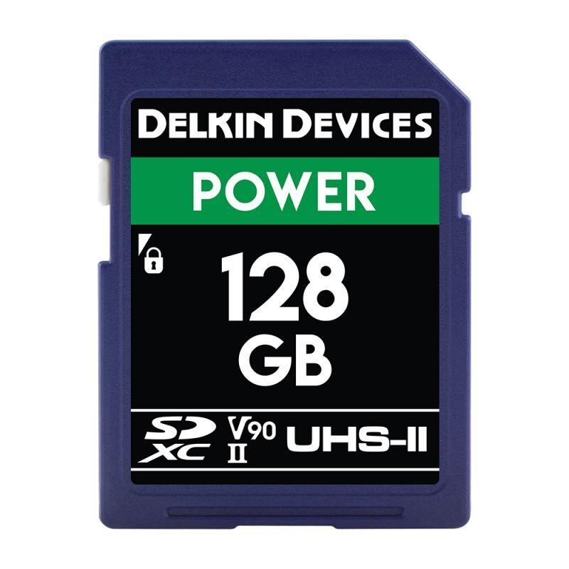 UHS-II U3/V90 SDcard